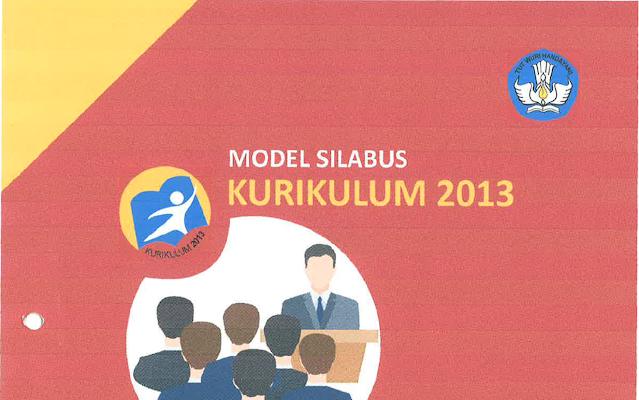 model silabus kurikulum 2013