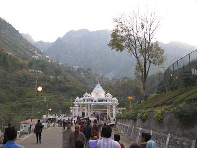 Vaishno Devi Temple Kullu In Hindi