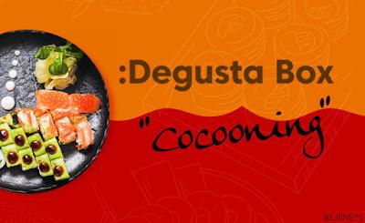 Unboxing DegustaBox d'Octobre 2019 : Cocooning