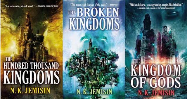 The Inheritance Trilogy by NK Jemisin