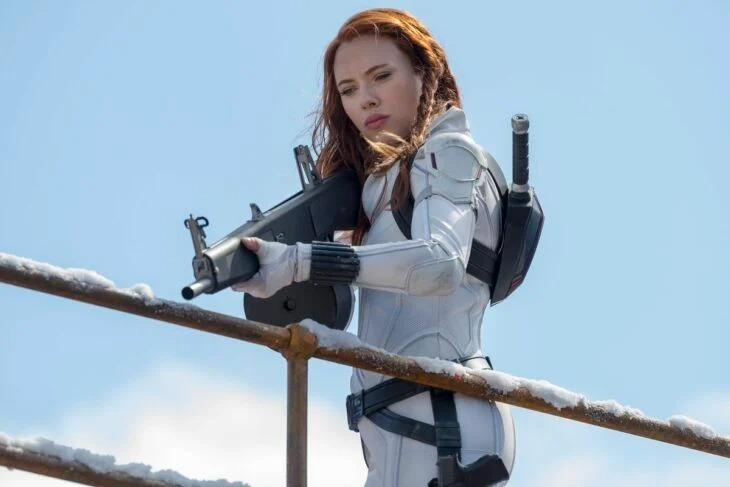 Black Widow rompe taquilla de estreno en pandemia