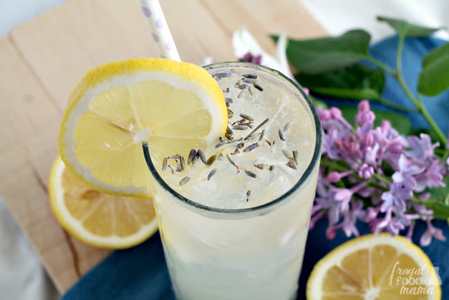 A classic gin cocktail gets a floral, springtime twist in this bubbly Lavender Tom Collins.
