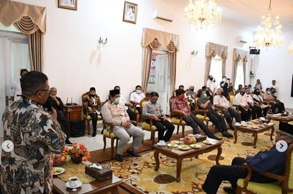 Komisi I DPRD Jabar dan Pemkab Sukabumi Bahas Persiapan DOB Sukabumi Utara