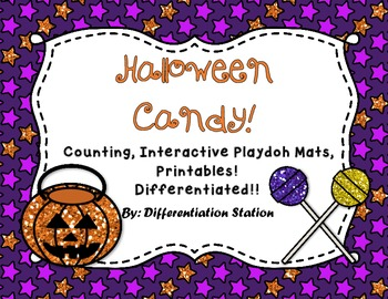 http://www.teacherspayteachers.com/Product/Halloween-Candy-Interactive-Playdoh-Mats-Counting-Centers-Games-Printables-920047