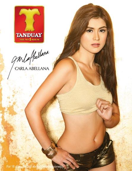 carla abellana sexy tanduay calendar pics 02