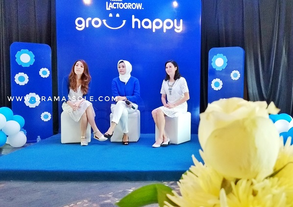 pemateri workshop grow happy parenting di delapan kota di Indonesia