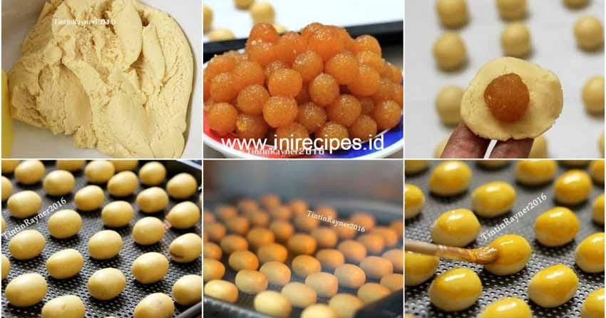 Resep Kue Bangkit Jtt: Resep Membuat Kue Nastar Lumer Ala JTT Simple, Praktis Dan