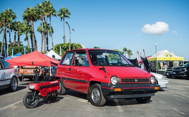 Daily Turismo: With Motocompo: 1981 Honda City R