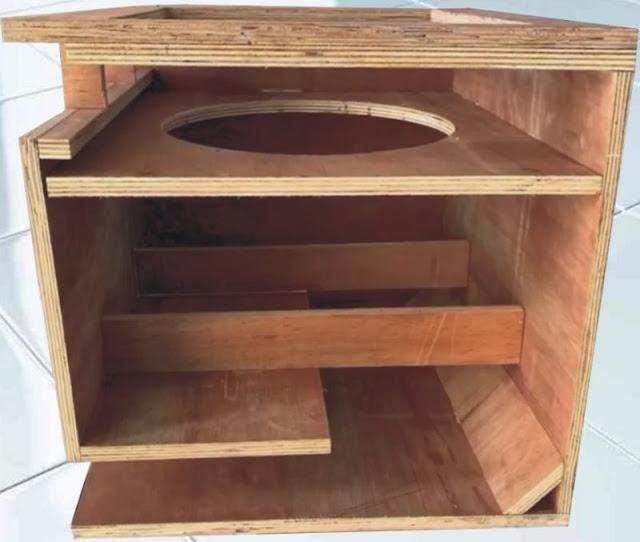 Box Dari Samping Atas