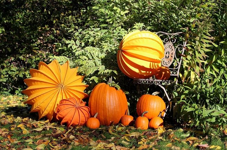 Neuheiten für den Garten - Wetterfeste Lampions