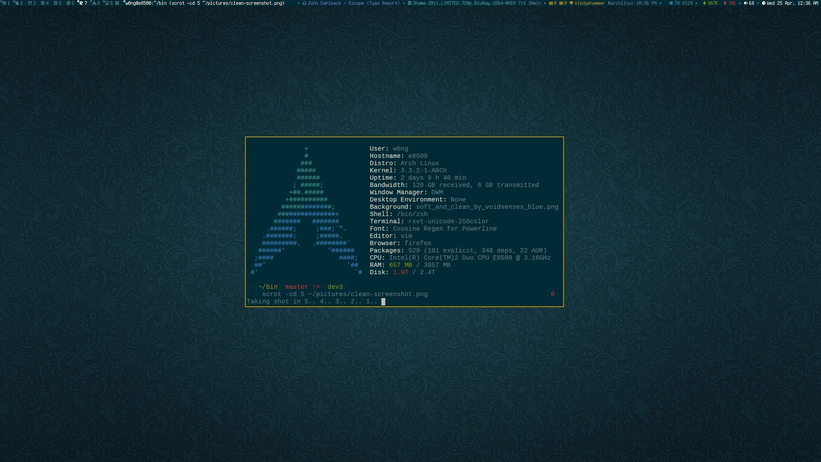Basic Thing To Do After Installing Arch Linux - Sector Linux