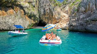 Sardinia Honeymoon cala gloritze