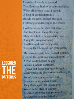 Lesson 5 | The Daffodils questions answers | Class 7 | English