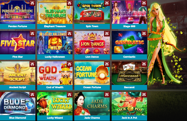 Bintang88 juga menyediakan aplikasi permainan slot online Red Tiger Yang Merupakan Pengembang Game Kasino Terkemuka yang telah didirikan sejak tahun 2014. Tersedia 102 permainan slot game online yang memiliki Freespin Terbanyak Disini. Kami juga menerima layanan deposit pulsa tanpa potongan.