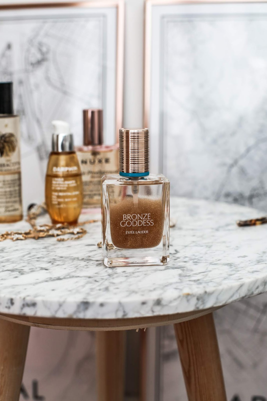 Estee Lauder Bronze Goddess Body Oil