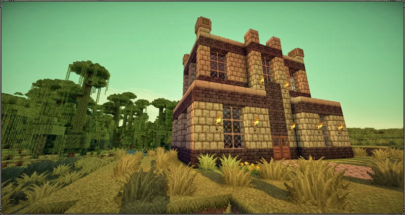 JohnSmith Pack2 Minecraft JohnSmith Resource Pack 1.7.6/1.7.5