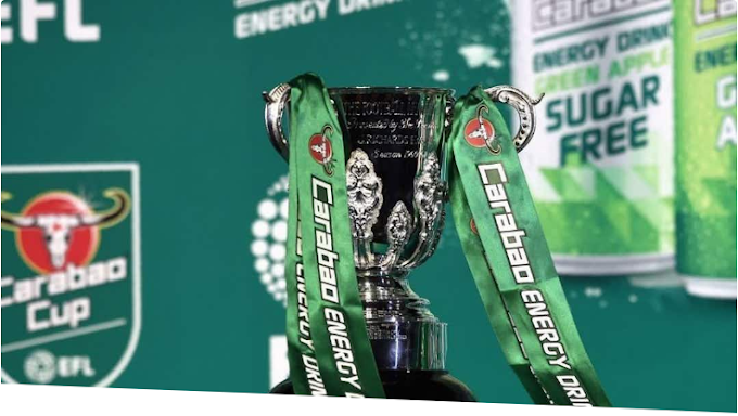 The Carabao Cup fourth round draw fixture
