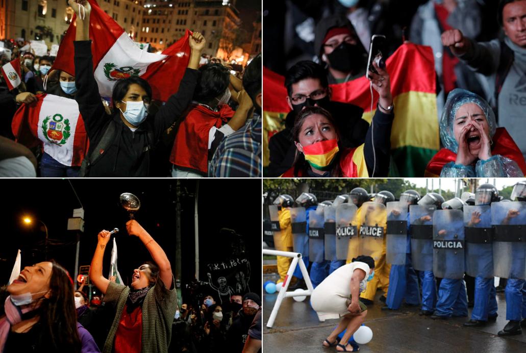 La región se mantiene convulsionada por temas políticos y sociales / VOA y AGENICAS