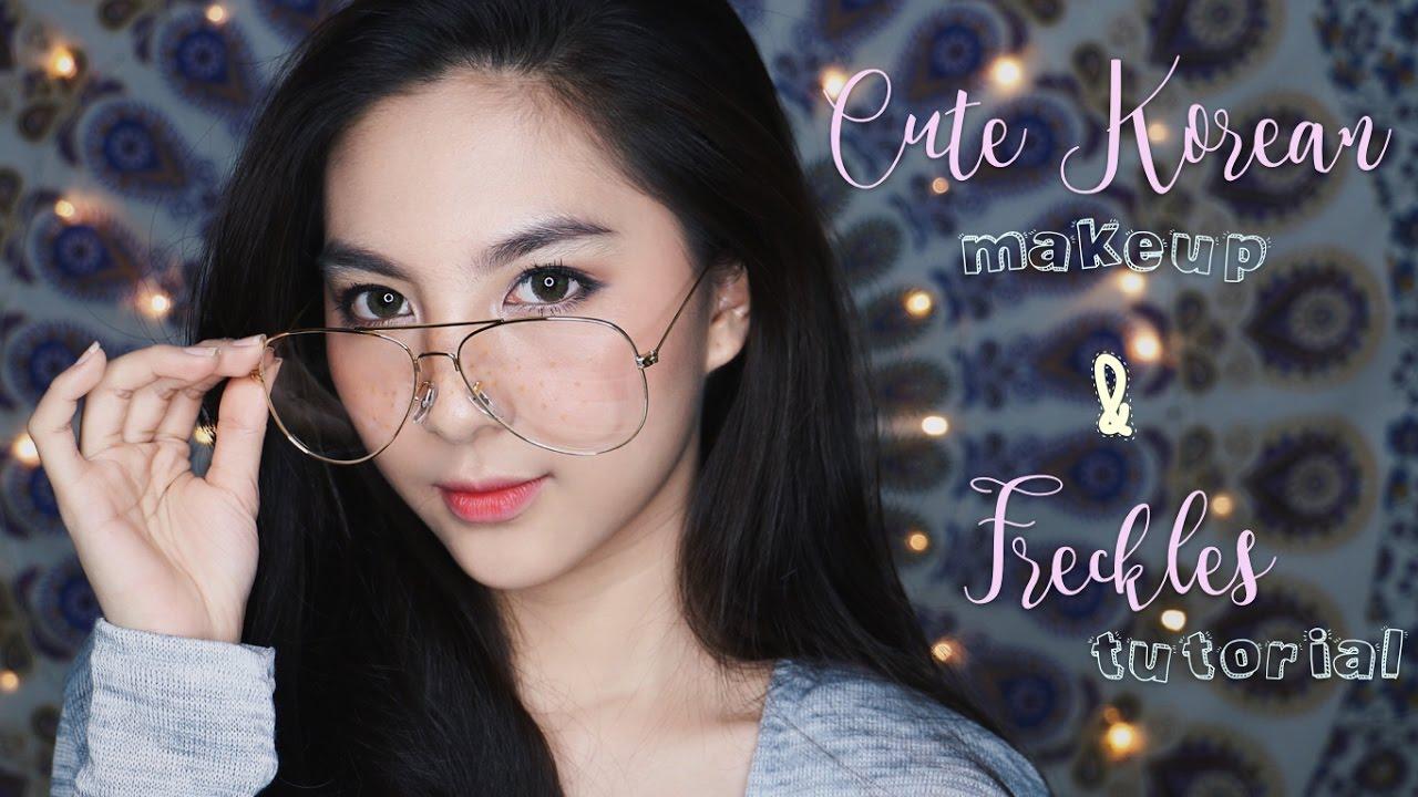 Tutorial makeup korea yang simple dan natural