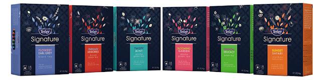 gamme  Tetley signature