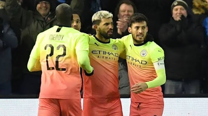 Sheff Wed 0-1 City: Aguero helps Pep enter FA Cup last 8 with 5-game winning run