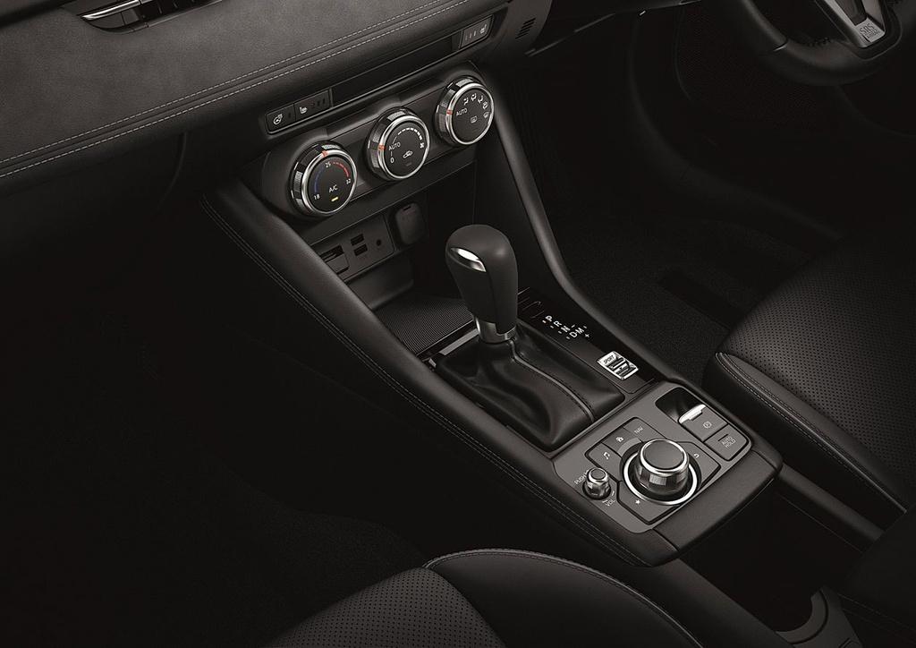 Mazda CX-3 bản nâng cấp ra mắt tại Thái Lan, bổ sung trang bị