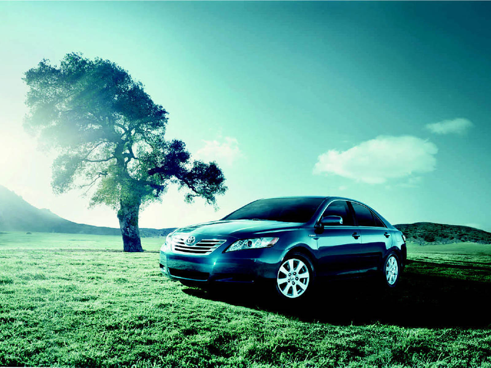 toyota camry car wallpapers 7