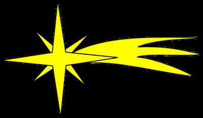 Colecci n de gifs im genes de la estrella de bel n for Estrella fugaz navidad
