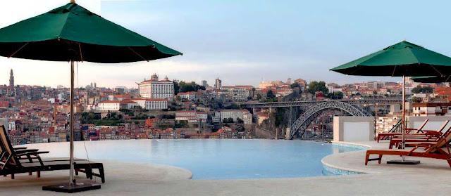 Lua de mel em Porto