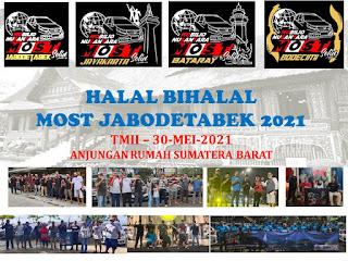 Halal BI Halal MOST JABODETABEK & Pembentukan MOST Jayakarta