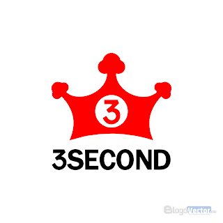 3 Second Logo vector (.cdr)