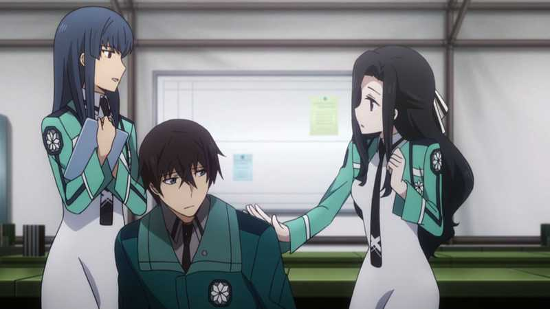 Mahouka Koukou no Rettousei (The Irregular at Magic High School)