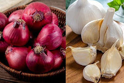 Jangan Pernah Simpan Bawang Merah dan Bawang Putih di Kulkas, Efeknya Enggak Main-main