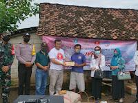 Kades Plalangan Ipin H ucapkan trimakasih kepada Asosiasi Wartawan Demokrasi Indonesia (AWDI) Ponorogo