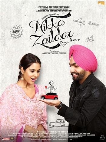 Nikka Zaildar 2016 Punjabi 720p HDRip 950mb