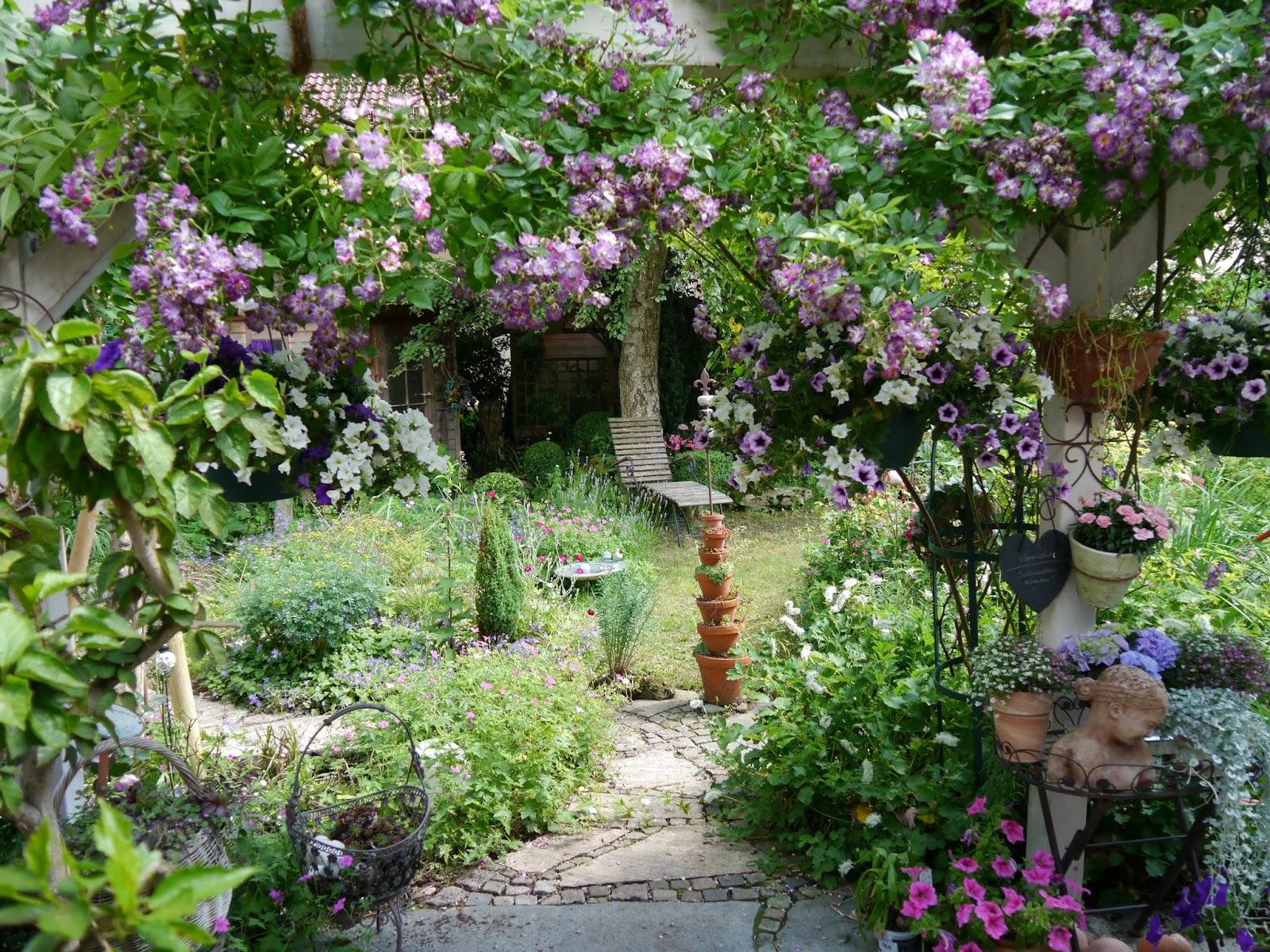 garten impressionen wurzerls juni rosengarten. Black Bedroom Furniture Sets. Home Design Ideas