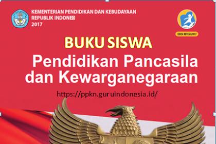BUKU SISWA PPKn Kelas VII Kurikulum 2013 Revisi 2017 VERSI MS. WORD