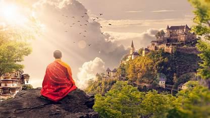 meditation, power, budha dharma, power of meditation