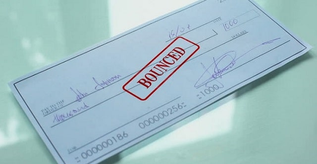 what is a bounced check how to avoid bad checks insufficient funds