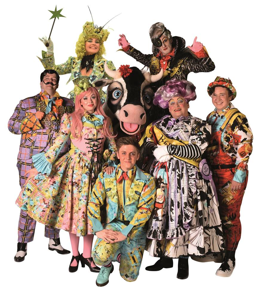 Jack and the Beanstalk Pantomime at the Customs House South Shields | A Review - cast photo