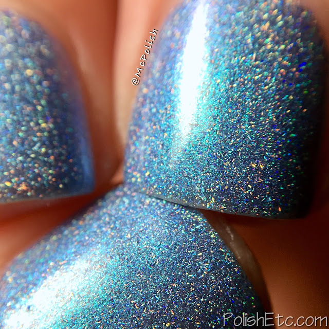 KBShimmer - Wanderlust Collection - McPolish - Now & Zen