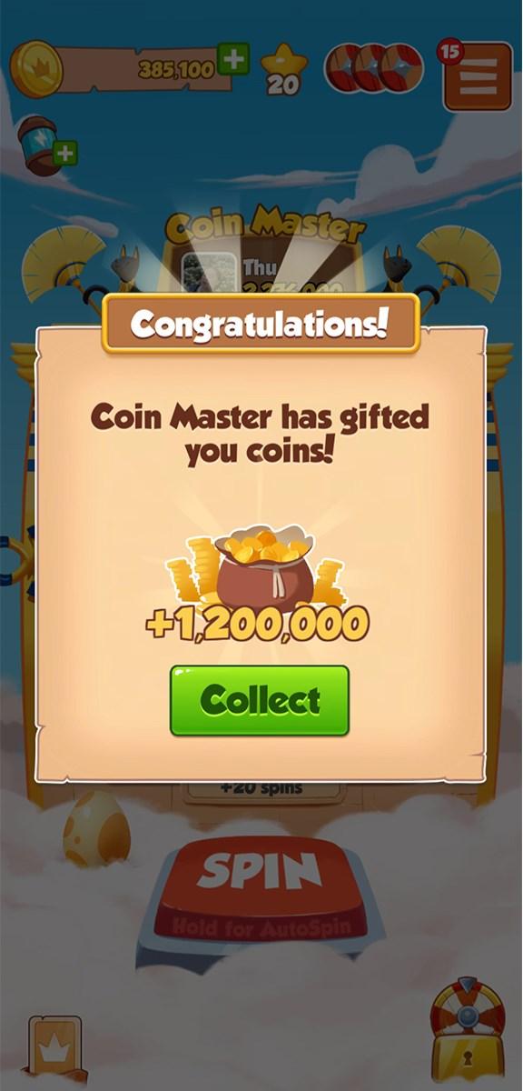 Cách Nhận Spin và Coin Free Trong Game Coin Master Mới Nhất Thành Công 100%