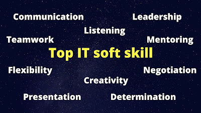 Most important soft skills for IT industry