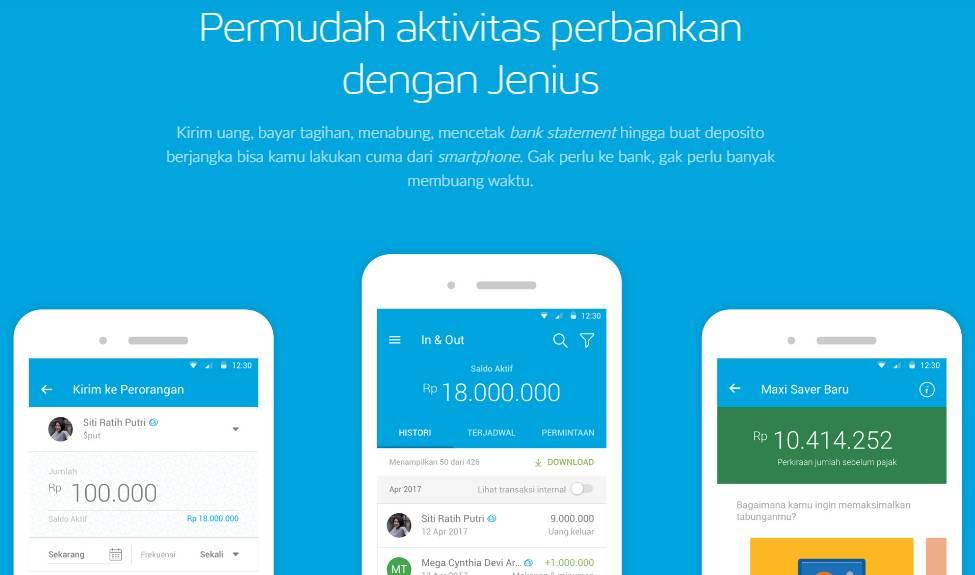 Aplikasi Tabungan Jenius (jenius.com)