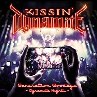 """Το live βίντεο των Kissin' Dynamite για το τραγούδι """"She Came She Saw"""" από το album """"Generation Goodbye - Dynamite Nights"""""""