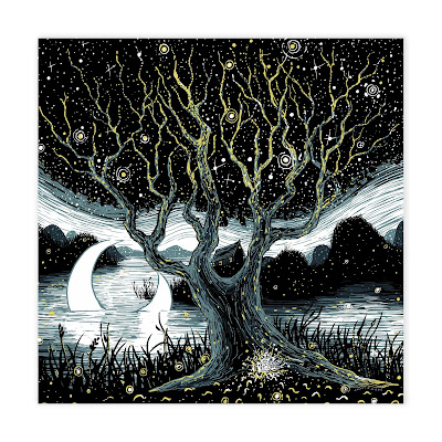 James Eads The Tree of Dreams Print
