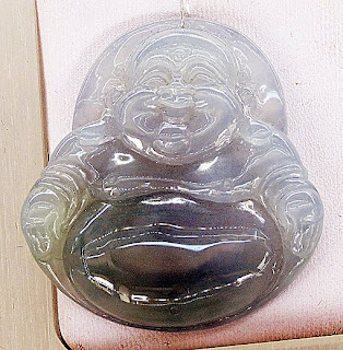 Fat and Laughing Buddha Pendant