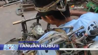 """Inilah Bukti kalo """"Iron Man Indonesia""""di Bali adalah HOAX"""