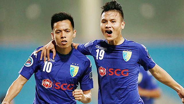 Hà Nội FC đánh bại Bangkok United với bàn thắng ở phút 89