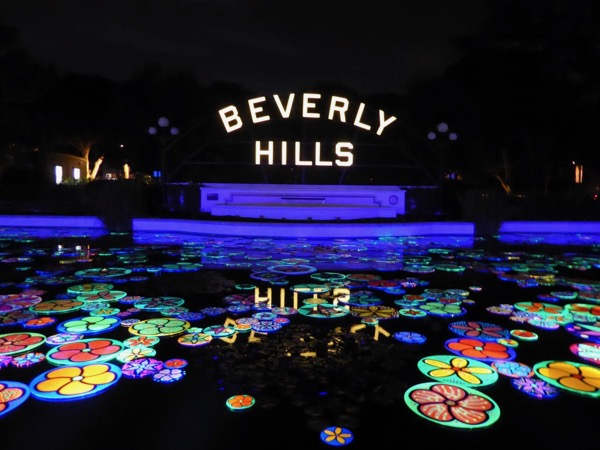 Portraits of Hope Beverly Hills Lily Pond 2017